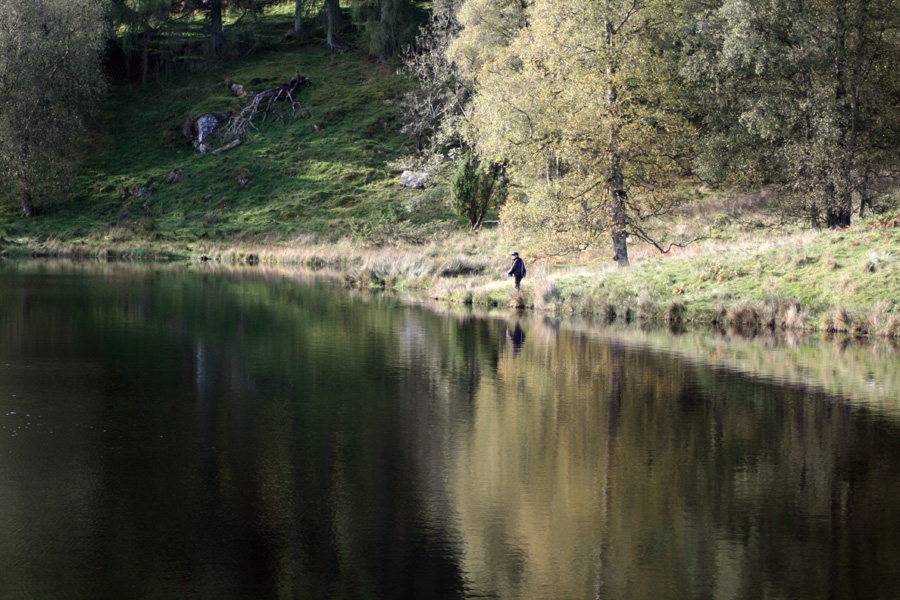 During May and June fish can be all over the fishery but return to the deeps as the water temperatures rise in mid summer, returning to forage in the shallows as autumn brings cooler conditions. (Words and photo courtesy of www.lakedistrictfishing.net/WADAA-waters)