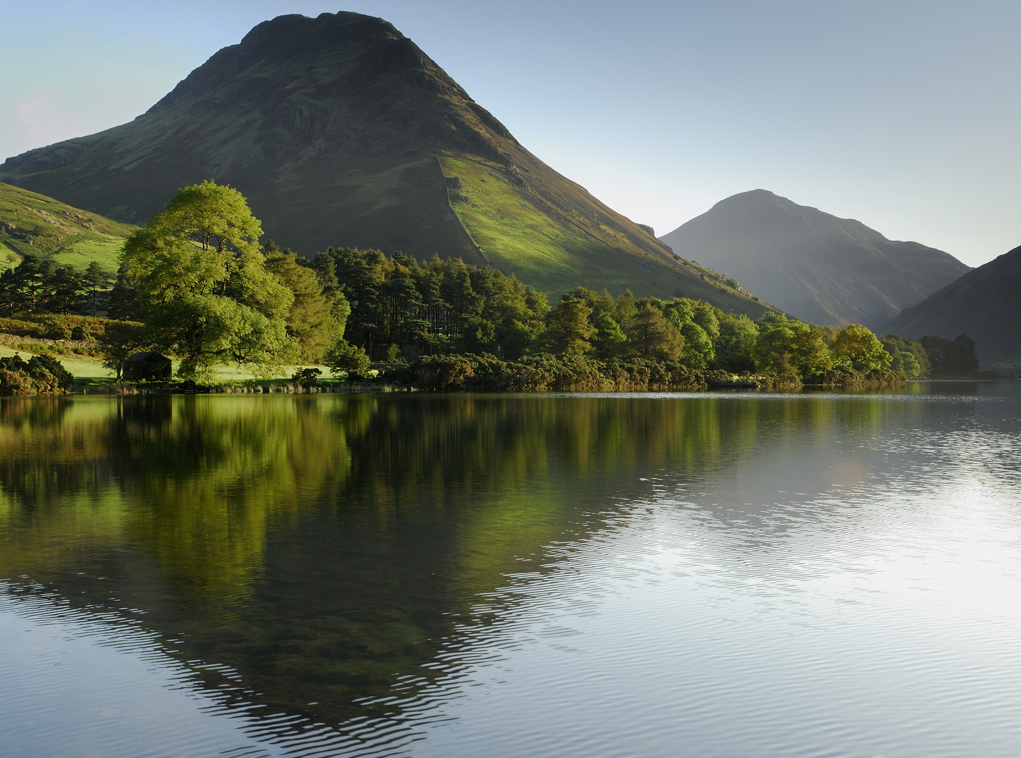 Wastwater. What will my abiding memories be of the Lake District? (Photo courtesy of www.cumbriaphoto.co.uk.)