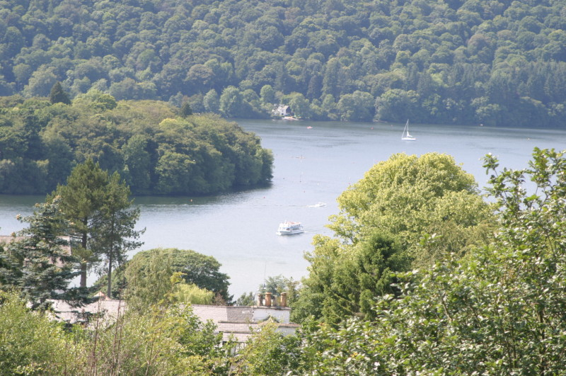 lake windermere view from blenheim lodge