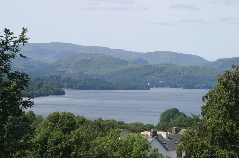 lake windermere, bowness on windermere, lake district