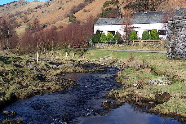 Watendlath Beck, Borrowdale. (Photo courtesy of http://www.geog.port.ac.uk/webmap/thelakes/html/lgaz/lk12228.htm.)