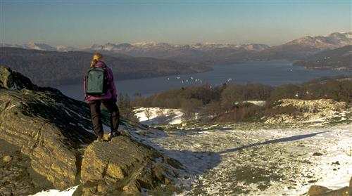 brantfell, windermere, lake district