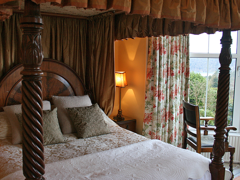 Langdale room, blenheim lodge, bowness on windermere, lake district