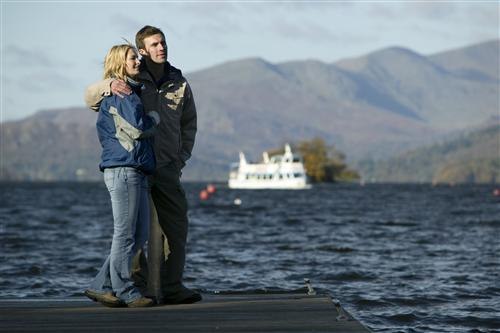 windermere lake cruises, bowness bay, lake district