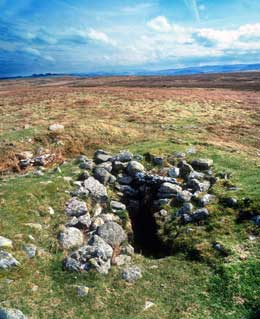 white raise cairn, askham fell, lake district