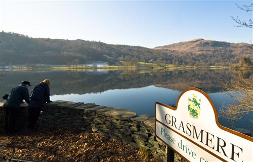Explore Grasmere, a pretty little village about 10 miles from Blenheim Lodge and easily accessible by public or private transport.