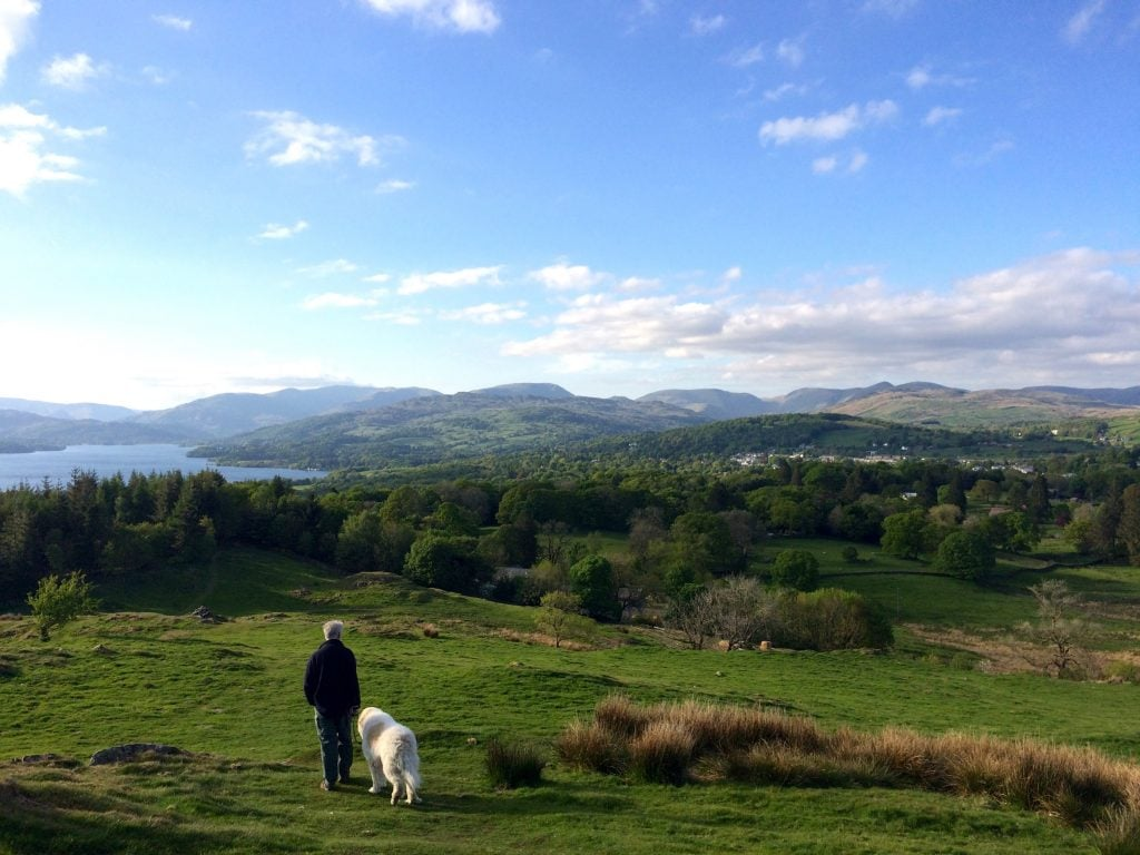 Brant Fell, Bowness on Windermere