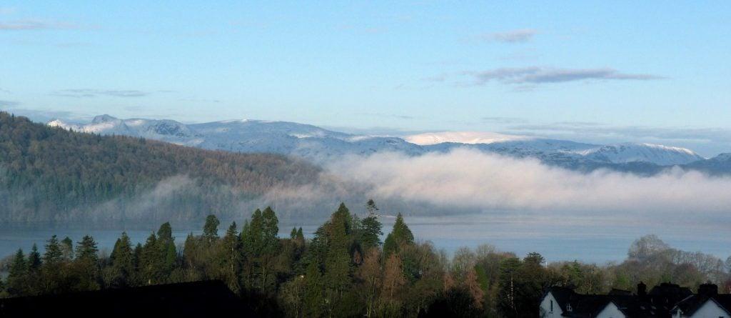 Lake Mist | Blenheim Lodge | Bowness on Windermere | Cumbria Lake District