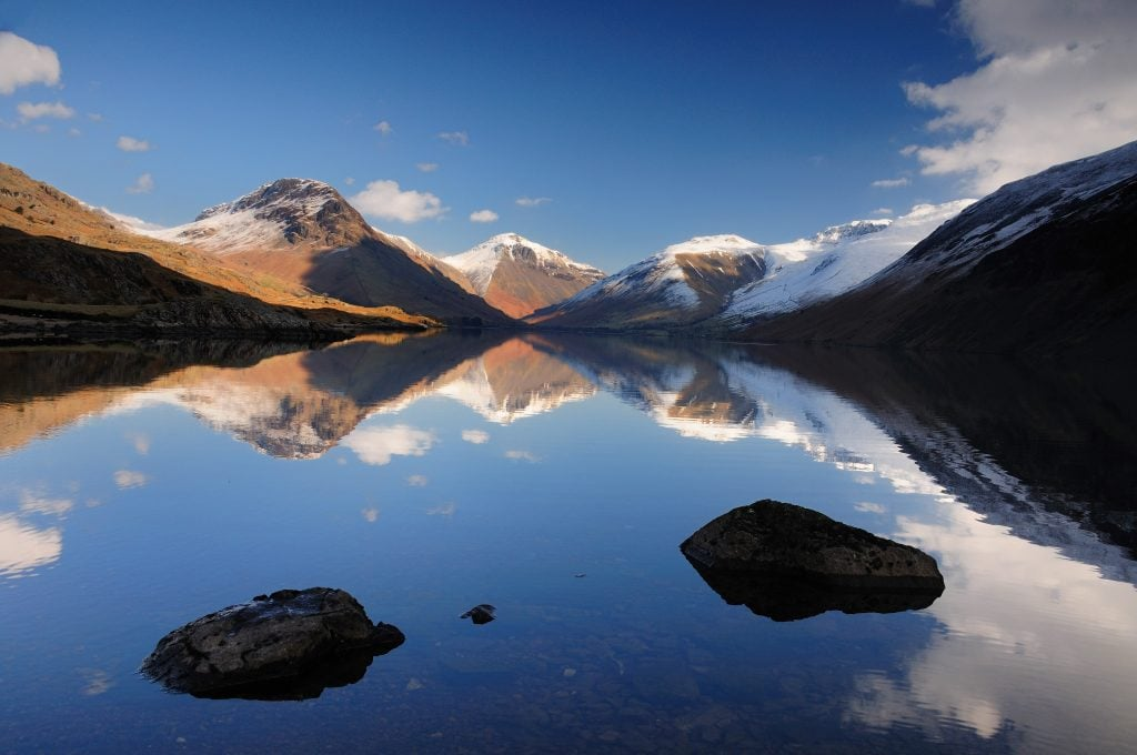 Mountain views, Wastwater,