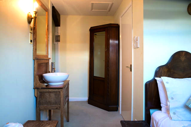 The Eyrie is an en-suite single room offering some of the best views of Lake Windermere and the fells.