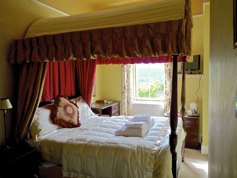 The Coniston room offers lovely Lake and fell views. We have kept to our 2010 prices, offering B&B accommodation over Valentine's Day weekend for only £63.50 per person per night, including breakfast.