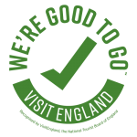 Blenheim Lodge B&B | Visit England - Good to Go - COVID