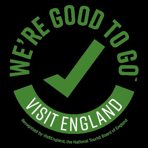 Blenheim Lodge B&B | Visit England - Good to Go - COVID