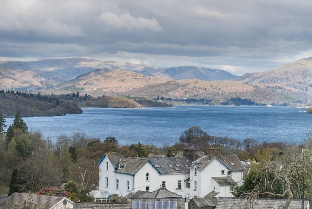 Lake Windermere Views