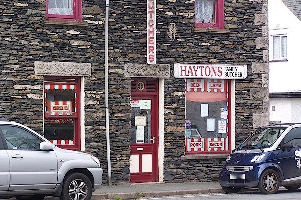 hayton's butchers