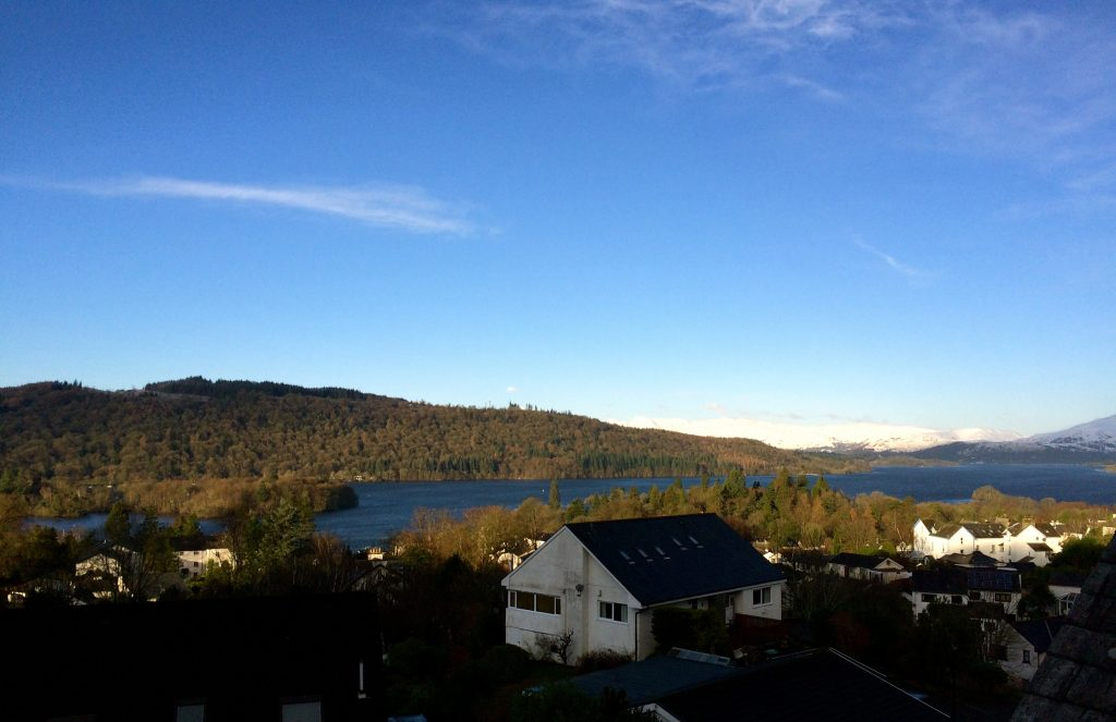 Bowness B&B with views
