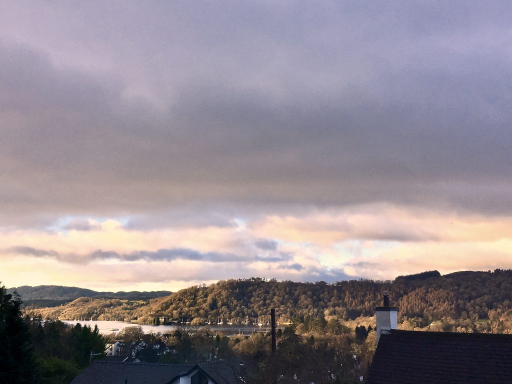 lake view rooms, blenheim lodge, bowness bed and breakfast, lake district