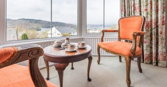 Spot of tea @ Blenheim Lodge | Bowness on Windermere | Cumbria Lake District