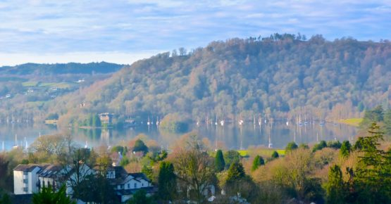 Gorgeous lake views @ Blenheim Lodge | Bowness on Windermere | Cumbria Lake District