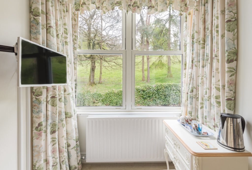 Dalesway bedroom view