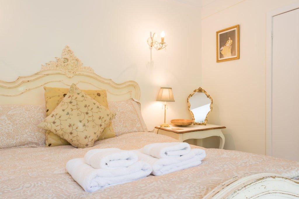 bedroom at blenheim lodge