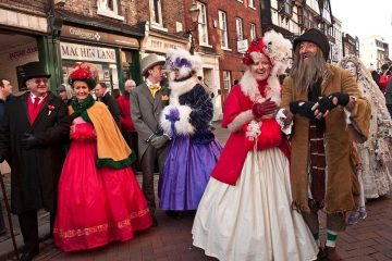 Dickensian Festival Ulverston