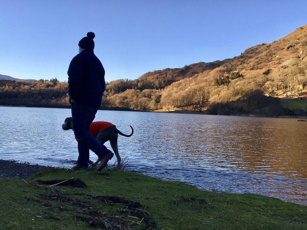walking, rydal water, lake district national park | Blenheim Lodge