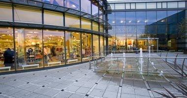 Lakeland Plastics store in Windermere, good for rainy day shopping