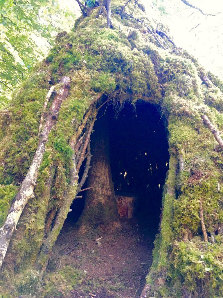 Treehouse Interior